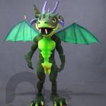 Botargas de Mascotas Escolares Dragón ALEXANDER BEIN