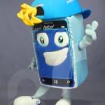 Botarga celular TELCEL