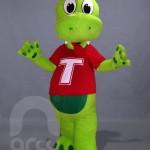 Botargas de personajes de Fantasía Dragón TOGGINOS PIZZA