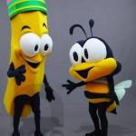 Botargas de Insectos Abeja DIXON