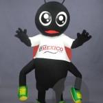 Botargas Insectos Catarina ZAPATERÍAS MÉXICO