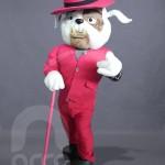 Botarga de Perro Bulldog MR. PIMP DOG