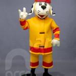 Botarga de Perro bombero