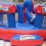 Inflables publicitarios Brincolin La Ranchera