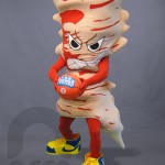 Botargas de Mascotas Escolares Tornado COLEGIO NUEVO HIDALGO