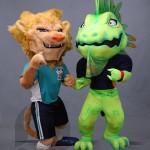 BOTARGAS ANIMALES SALVAJES León e Iguana UNIVERSIDAD DE TABASCO