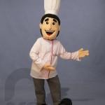 Botargas de Figuras Humanas Chef PUNTO GOURMET