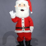 Botargas de Figuras Humanas Santa Claus