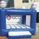 Inflables Publicitarios Brincolin GCC