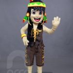 Botargas de marcas Apache CHOCO-KIW