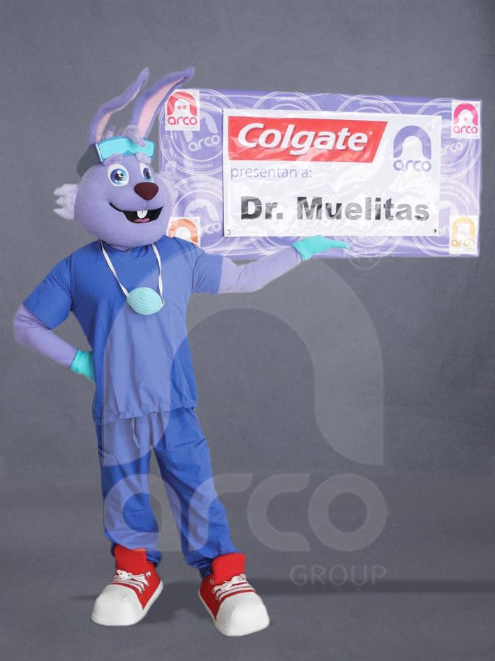 Dr. Muelitas COLGATE