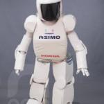 Botarga Robot HONDA ASIMO