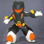Botargas de Robots Action Man