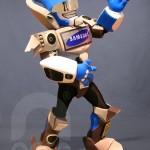 Botargas de Robots Samsung