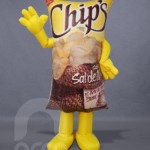 Botargas inflables Chips natural