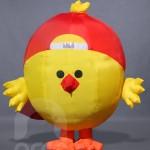 Botarga inflable POLLO COPACABANA
