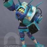Botargas Robots Olocoons Ciado
