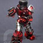 Botargas de Robots Transformer APIMAN