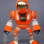 Botargas de Robots Olocoons Desgra