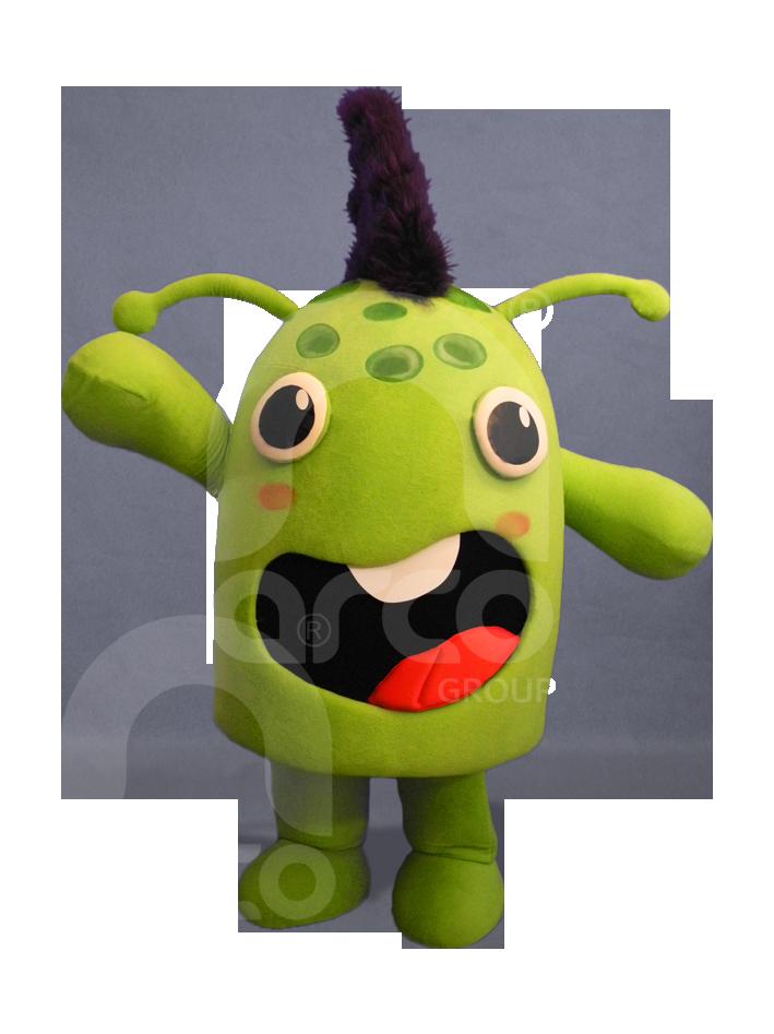 Botargas animadas fantasia monstruo