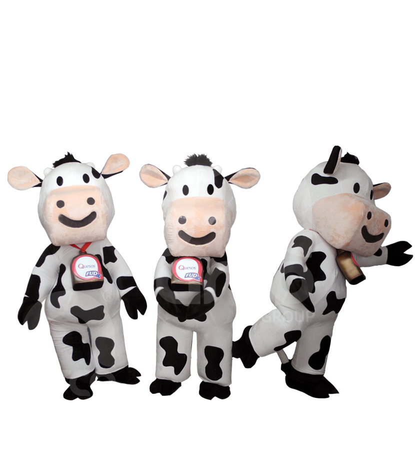 Botargas de animales granja vacas