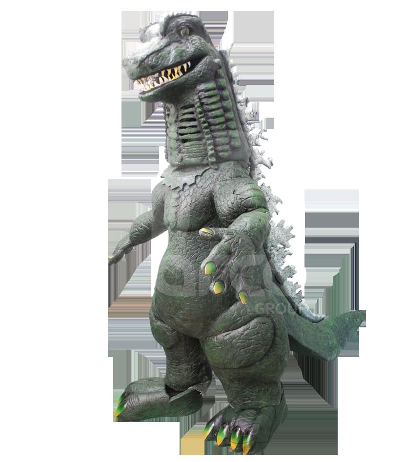 Botargas de animales salvajes dinosaurio