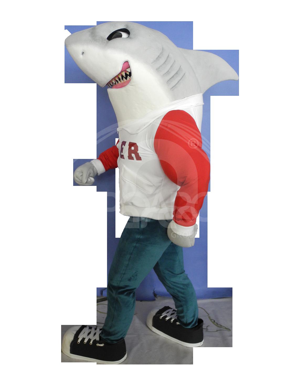 Botargas para escuelas y deportivas tiburón