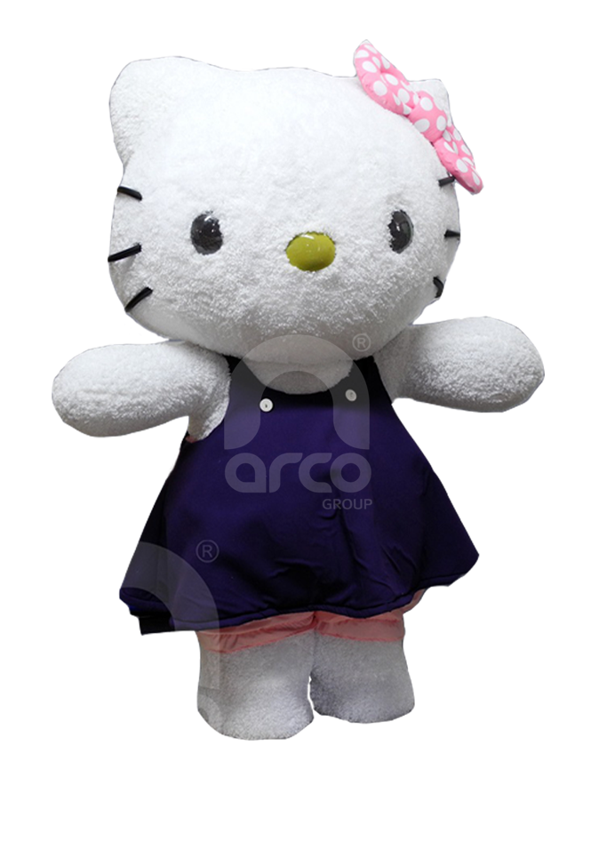Botargas famosas licensing hello kitty
