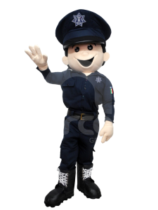 fabricacion-de-botargas-de-figuras-humanas-policia
