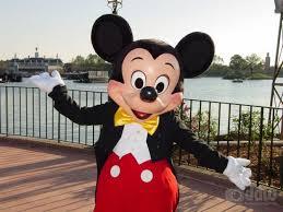 botarga mickey mouse